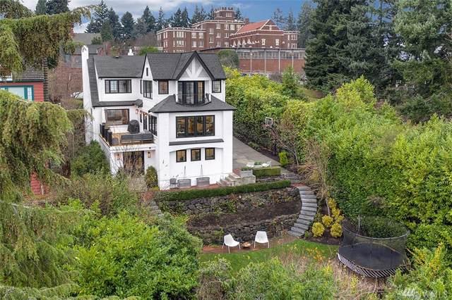 4560 52nd Ave NE, Seattle, WA 98105 (#1545220) :: Crutcher Dennis - My Puget Sound Homes
