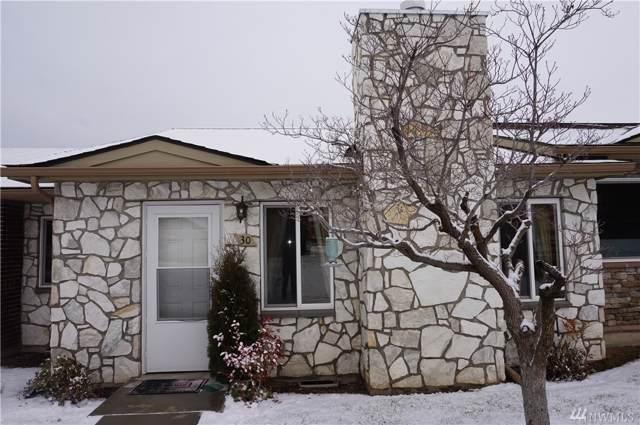 201 S Elliott Ave #30, Wenatchee, WA 98801 (#1545287) :: Lucas Pinto Real Estate Group