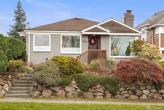 7536 28th Ave NW, Seattle, WA 98117 (#1545421) :: TRI STAR Team | RE/MAX NW