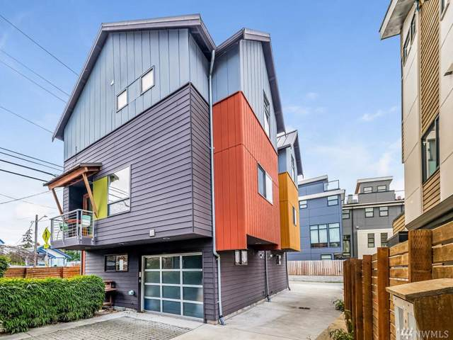 6004 SW Admiral Wy, Seattle, WA 98116 (#1545537) :: Real Estate Solutions Group