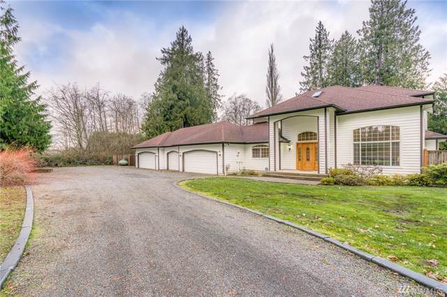 17723 3rd Ave NE, Arlington, WA 98223 (#1545560) :: Hauer Home Team