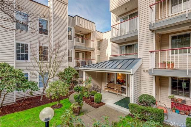 132 NE 95th St B307, Seattle, WA 98115 (#1545632) :: Record Real Estate