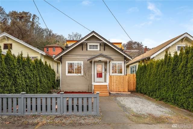 1543 17th Ave S, Seattle, WA 98144 (#1545642) :: Crutcher Dennis - My Puget Sound Homes
