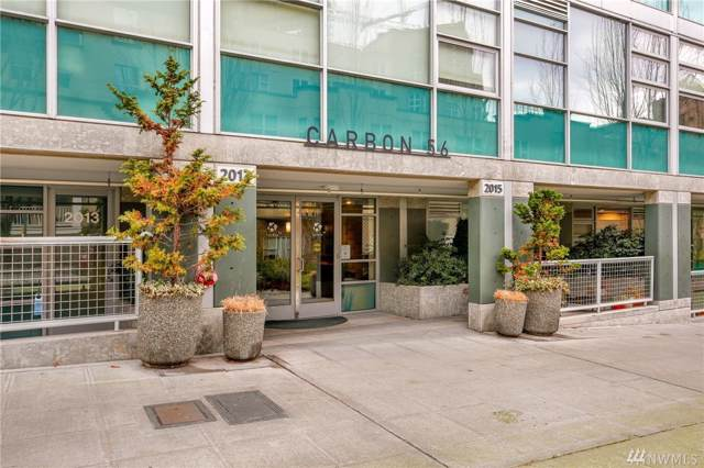 2015 Terry Ave #203, Seattle, WA 98121 (#1545670) :: Keller Williams Western Realty