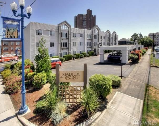 25 N Broadway #301, Tacoma, WA 98403 (#1545806) :: Chris Cross Real Estate Group
