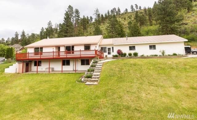 4285 Mission Creek Rd, Cashmere, WA 98815 (#1545838) :: McAuley Homes