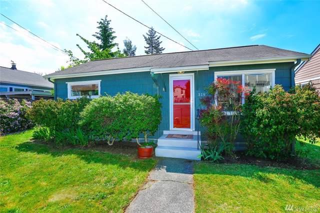 319 N 104th St, Seattle, WA 98133 (#1545890) :: Crutcher Dennis - My Puget Sound Homes