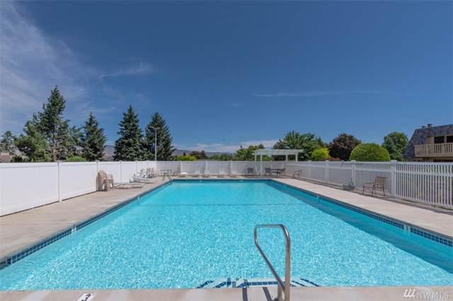 1535 Castlerock Ave #9, Wenatchee, WA 98801 (#1546080) :: Lucas Pinto Real Estate Group