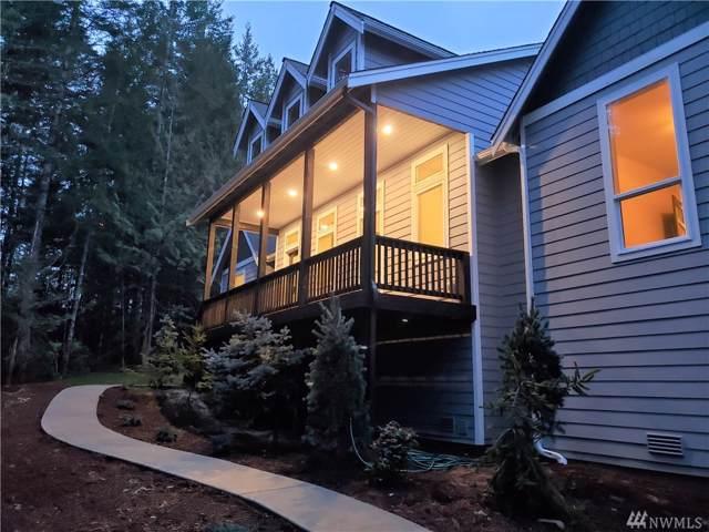 1305 E Benson Lake Dr, Grapeview, WA 98546 (#1546148) :: Crutcher Dennis - My Puget Sound Homes