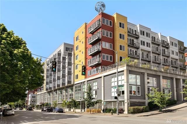2440 Western Ave #707, Seattle, WA 98121 (#1546179) :: Hauer Home Team