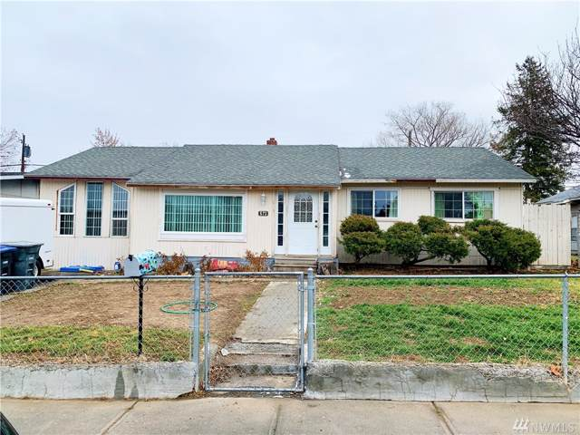 573 S Grand Dr, Moses Lake, WA 98837 (#1546187) :: Mike & Sandi Nelson Real Estate
