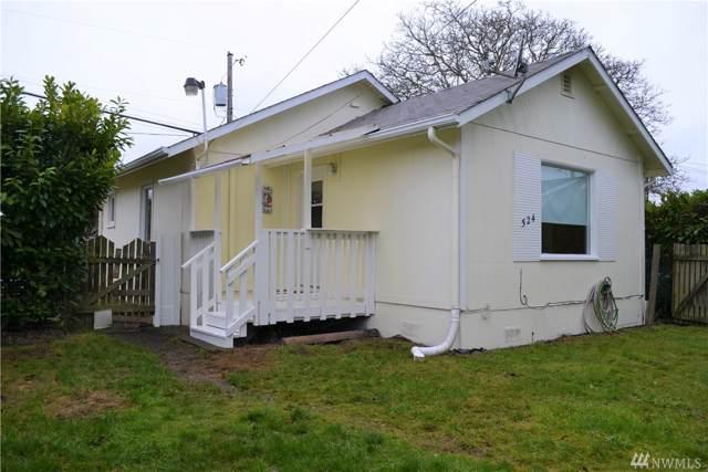 524 W 4th St, Port Angeles, WA 98362 (#1546197) :: Mosaic Home Group