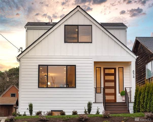 834 NE 79th St, Seattle, WA 98115 (#1546260) :: KW North Seattle
