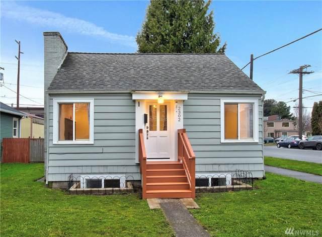 2302 Mcdougall Ave, Everett, WA 98201 (#1546286) :: Mike & Sandi Nelson Real Estate