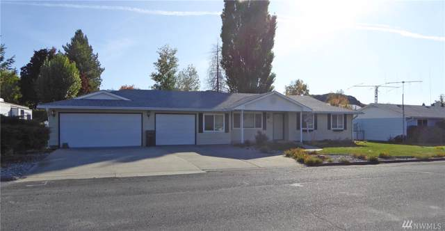 32 Sunset Dr, Electric City, WA 99123 (#1546320) :: Mosaic Home Group