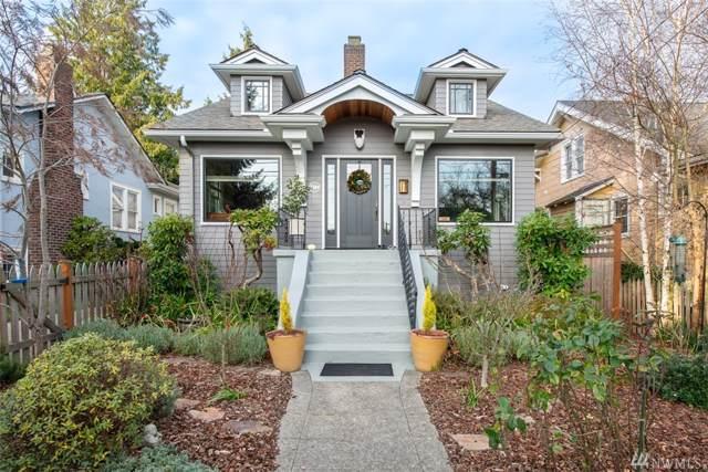 1304 N 77th St, Seattle, WA 98103 (#1546328) :: Crutcher Dennis - My Puget Sound Homes