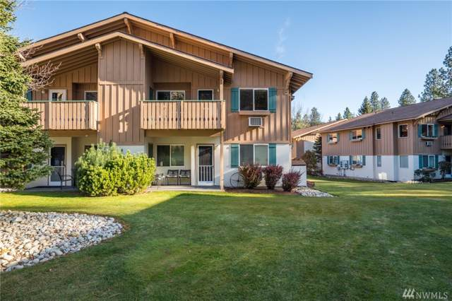 480 Alpine Place K1, Leavenworth, WA 98226 (#1546357) :: Real Estate Solutions Group