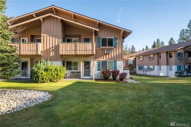 480 Alpine Place K1, Leavenworth, WA 98226 (#1546357) :: Crutcher Dennis - My Puget Sound Homes