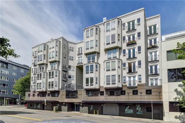 3028 Western #112, Seattle, WA 98121 (#1546365) :: Crutcher Dennis - My Puget Sound Homes