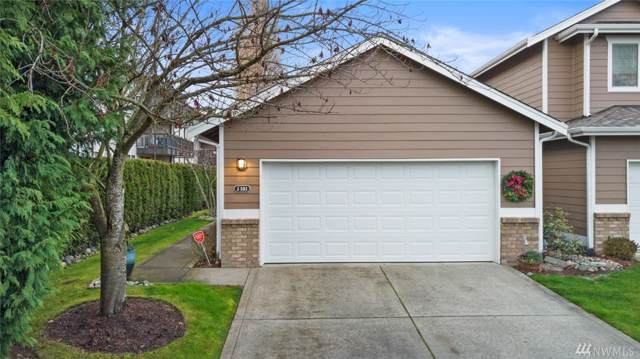 10700 SE 260th St J101, Kent, WA 98030 (#1546408) :: Record Real Estate