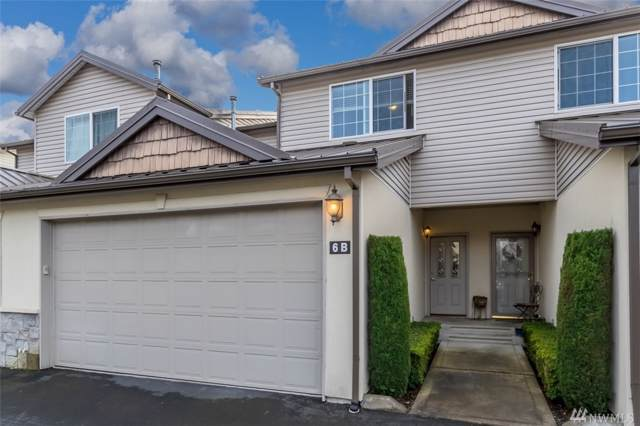 418 17th St SE 6B, Auburn, WA 98002 (#1546482) :: Mosaic Home Group