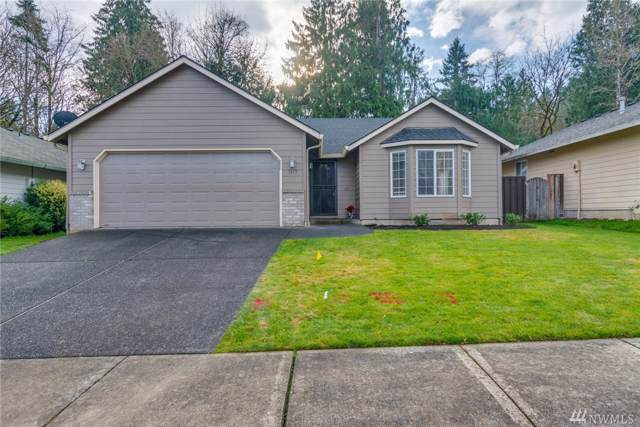 1317 NW 146th St, Vancouver, WA 98685 (#1546517) :: Ben Kinney Real Estate Team