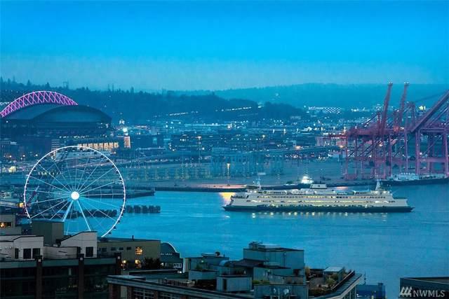 2600 2nd Ave #2001, Seattle, WA 98101 (#1546621) :: Chris Cross Real Estate Group