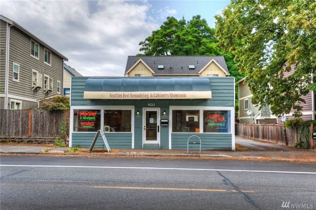 9211 Roosevelt Wy NE, Seattle, WA 98115 (#1546674) :: Real Estate Solutions Group