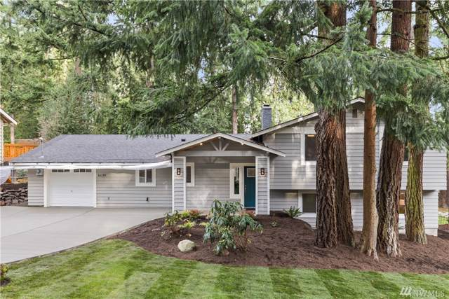 16130 SE Newport Wy, Bellevue, WA 98006 (#1546690) :: McAuley Homes
