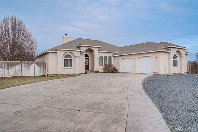 393 Dream St, Moses Lake, WA 98837 (#1546869) :: Ben Kinney Real Estate Team