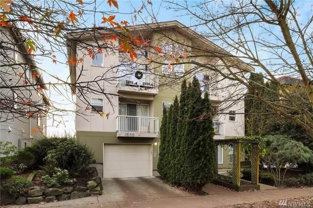 1535 NW 52nd St #301, Seattle, WA 98107 (#1546921) :: Crutcher Dennis - My Puget Sound Homes