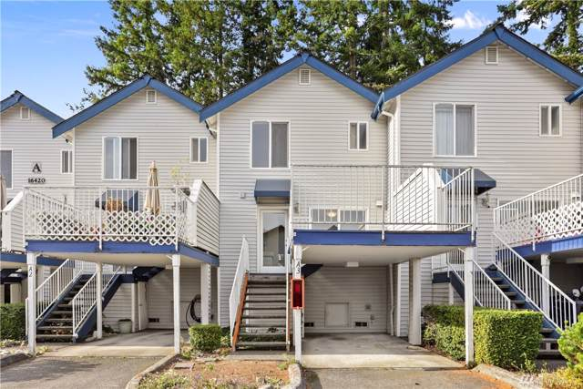 16420 Spruce Wy A3, Lynnwood, WA 98037 (#1546960) :: Record Real Estate