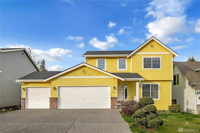 8311 132 St Ct E, Puyallup, WA 98373 (#1546966) :: Crutcher Dennis - My Puget Sound Homes