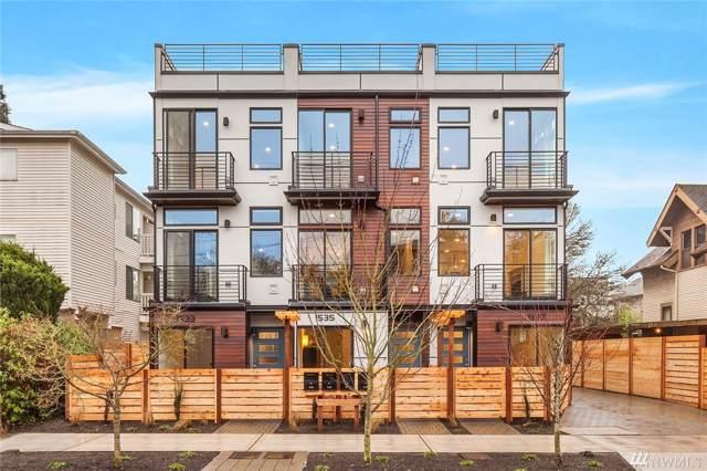 1535 NW 59th St, Seattle, WA 98107 (#1547005) :: Crutcher Dennis - My Puget Sound Homes