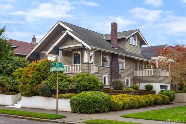 5619 Latona Ave NE, Seattle, WA 98105 (#1547131) :: Capstone Ventures Inc