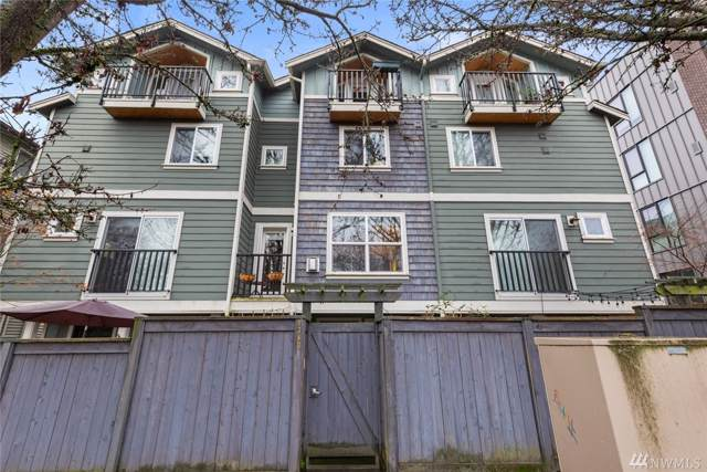 438 NE Maple Leaf Place B, Seattle, WA 98115 (#1547241) :: Crutcher Dennis - My Puget Sound Homes