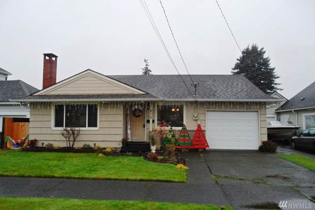 816 4th St, Hoquiam, WA 98550 (#1547277) :: Crutcher Dennis - My Puget Sound Homes