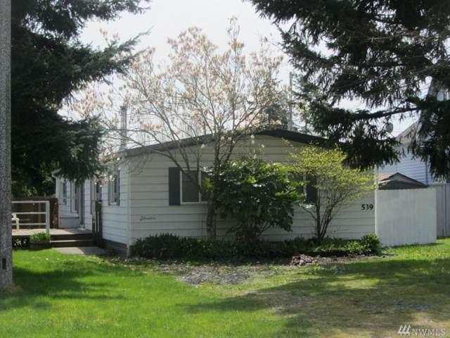 539 C St, Blaine, WA 98230 (#1547285) :: Record Real Estate