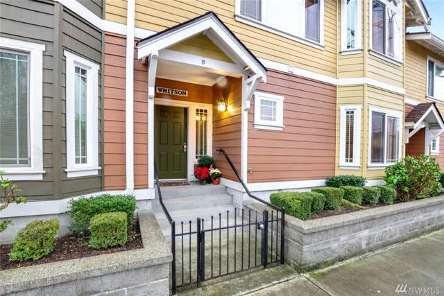 906 6th Ave B, Tacoma, WA 98405 (#1547393) :: Chris Cross Real Estate Group