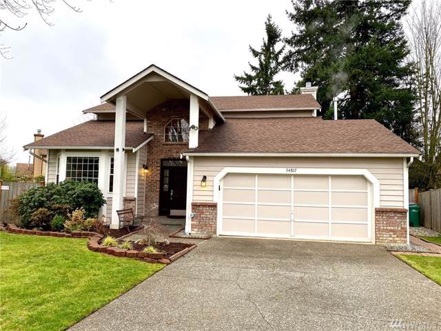 34817 13th Ct SW, Federal Way, WA 98023 (#1547438) :: Canterwood Real Estate Team