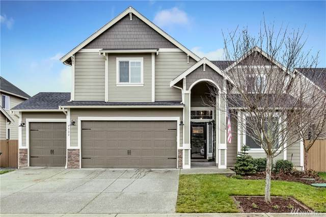 9922 Jensen Dr SE, Yelm, WA 98597 (#1547517) :: Ben Kinney Real Estate Team