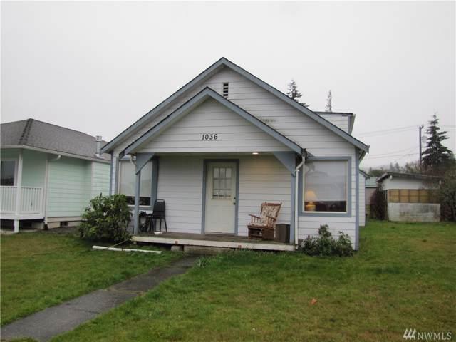 1036 W 12th St, Port Angeles, WA 98363 (#1547556) :: Ben Kinney Real Estate Team
