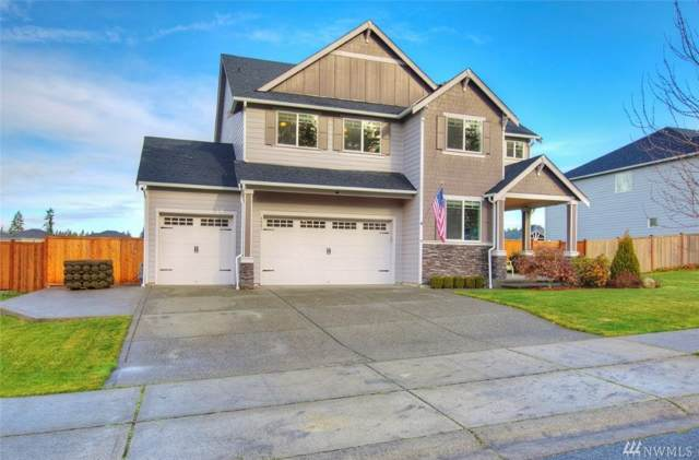 8003 230th St Ct E, Graham, WA 98338 (#1547567) :: Real Estate Solutions Group