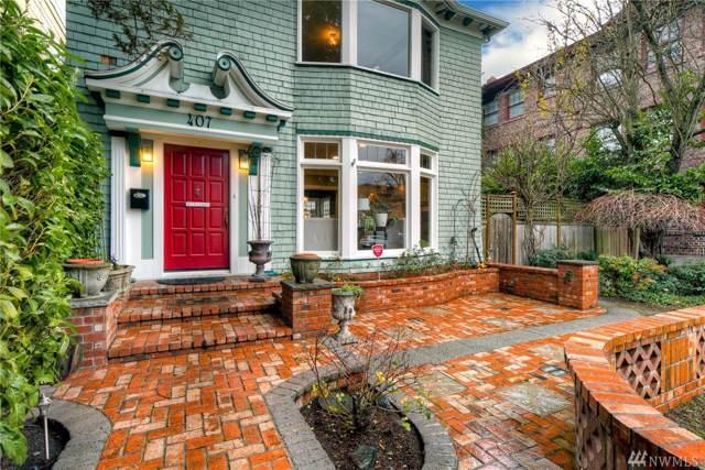 407 N Yakima Ave, Tacoma, WA 98403 (#1547580) :: The Kendra Todd Group at Keller Williams