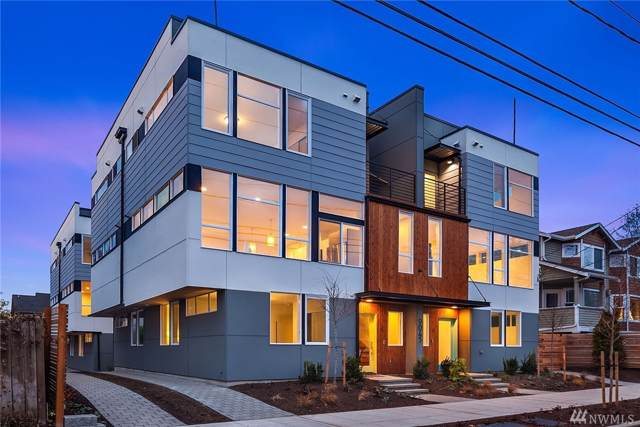 9045-A Mary Ave NW, Seattle, WA 98117 (#1547605) :: Crutcher Dennis - My Puget Sound Homes