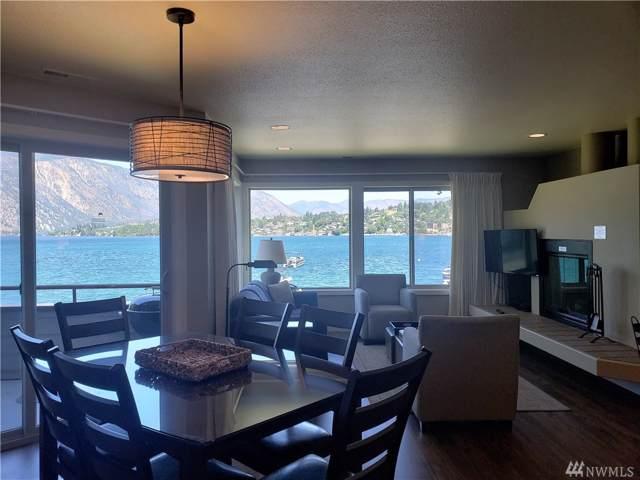 1 Beach 562-E, Manson, WA 98831 (#1547701) :: Lucas Pinto Real Estate Group