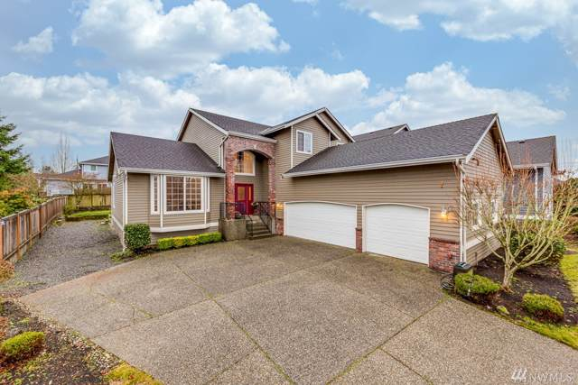 8020 77th St NE, Marysville, WA 98270 (#1547735) :: Real Estate Solutions Group