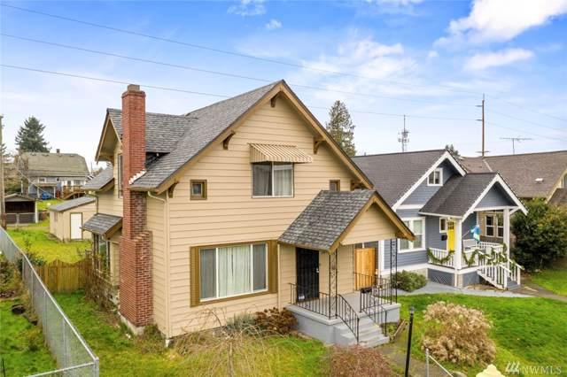 1616 S Cushman Ave, Tacoma, WA 98405 (#1547766) :: Canterwood Real Estate Team