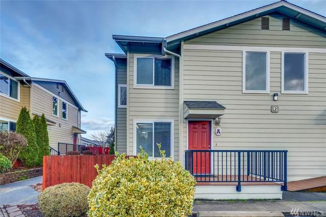 2902 13th St 6A, Everett, WA 98201 (#1547862) :: Real Estate Solutions Group
