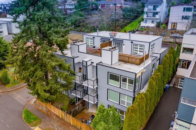5000 Fauntleroy Wy SW #201, Seattle, WA 98136 (#1547962) :: Record Real Estate